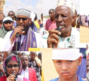 Somali Peace Line